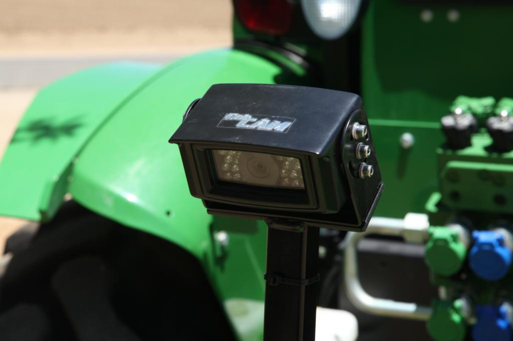 Backup Cam with Night Visibility